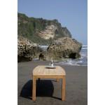 Gartentisch / Balkontisch, Teakholz, leicht zu reinigen, echtholz, groß, hohe Belastbarkeit