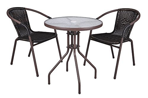 Luxus Balkontisch Und Stühle