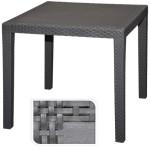 Balkontisch, Kunststoff, platzsparend, wetterbeständig, leichter Aufbau